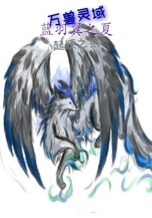蓝羽翼之夏封面